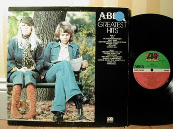 Abba - Greatest Hits - LP
