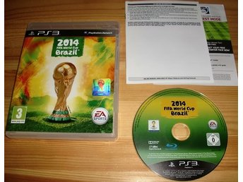 PS3: 2014 FIFA World Cup Brazil