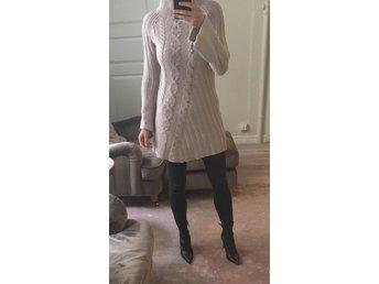 Malene Birger stickad klänning st M