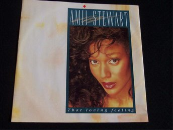 "AMII STEWART - THAT LOVING FEELING 12"" 1984  TOPPSKICK!!"