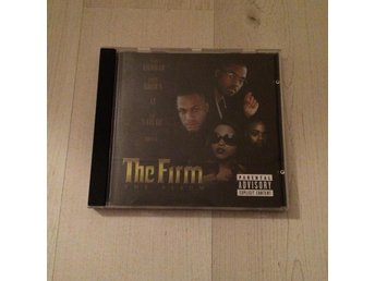 THE FIRM - THE ALBUM. (CD )