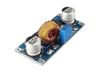 4-38V - 1.25-36V 5A Adjustable Step Down module XL4015 96% - Norsholm - 4-38V - 1.25-36V 5A Adjustable Step Down module XL4015 96% - Norsholm