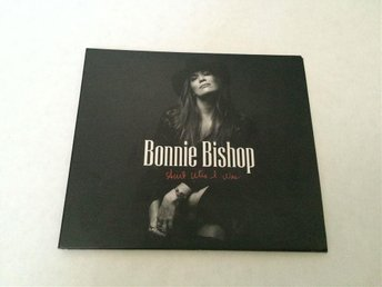 BONNIE BISHOP Ain't Who I Was Digipak CD 2016 USA Import Country