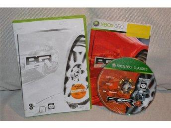 Project Gotham Racing 4 PGR (Xbox 360) Komplett Fint Skick - Hässleholm - Project Gotham Racing 4 PGR (Xbox 360) Komplett Fint Skick - Hässleholm