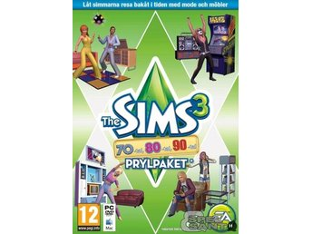 The Sims 3 70- 80- 90-tal Prylpaket