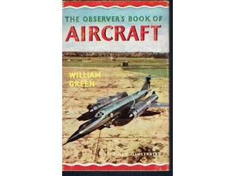 The observer´s book of aircraft 1963
