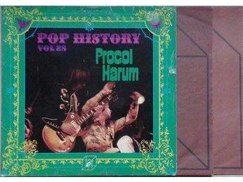 "Procol Harum titel* Pop History Vol. 28*LPx 2"", Comp - Hägersten - Procol Harum titel* Pop History Vol. 28*LPx 2"", Comp - Hägersten"