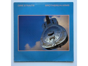 DIRE STRAITS Brothers In Arms LP NL 1985