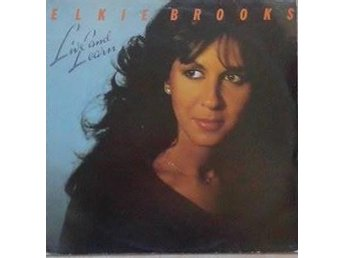 Elkie Brooks title* Live And Learn* Disco LP Netherlands