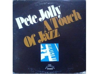 Pete Jolly title* A Touch Of Jazz* US LP
