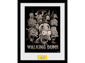 Tavla - TV - The Simpsons The Walking Dumb