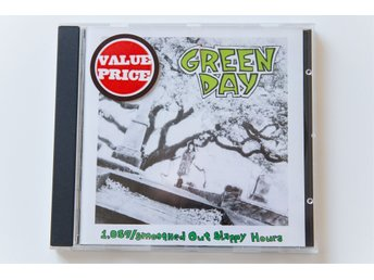 Green Day 1,039/Smoothed Out Slappy Hours CD