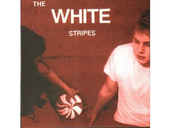 THE WHITE STRIPES - LET'S SHAKE HANDS / LOOK ME OVER CLOSELY (RED VINYL) 7""