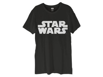 Star Wars Classic Logo T-Shirt  T-Shirt Medium