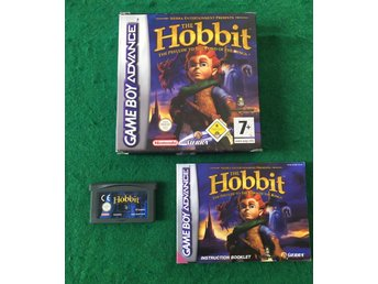 The Hobbit GBA Spel