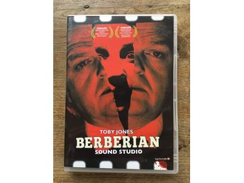 Berberian Sound Studio av Toby Jones Thriller Giallo