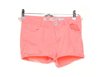 Regular By Lindex, Shorts, Strl: 158, Orange