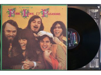 Pure Love & Pleasure - A Record Of - LP