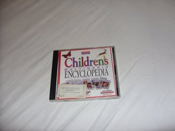 Heinemann Childrens Multimedia Encyclopedia CD ROM multimedia retro 1994