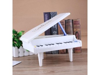 Plastic Baby Kids Simulering Educational Musical Electronic Piano Toy Xmas Gift