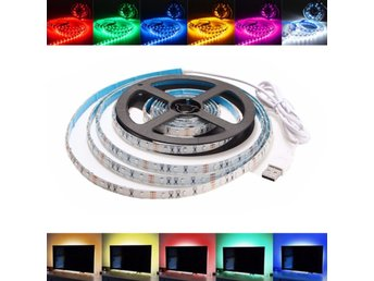 2M Non-Waterproof USB SMD3528 TV Background Computer LED ...