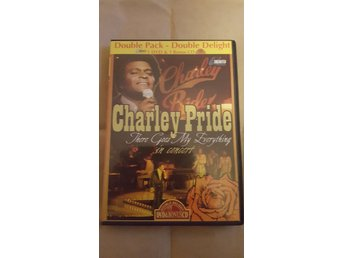 Charley Pride – There Goes My Everything: In Concert (DVD+CD)