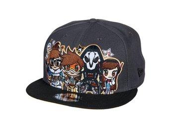 be9c2dd18fb tokidoki x Overwatch Snapback Hat (331266743) ᐈ Köp på Tradera