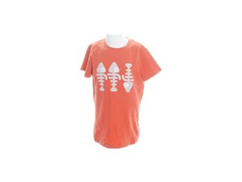 House of Lola, T-shirt, Strl: 122/128, Röd/Vit