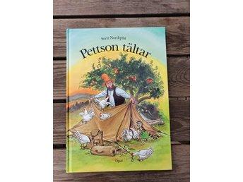 Pettson tältar av Sven Nordqvist (417574200) ᐈ Köp på Tradera