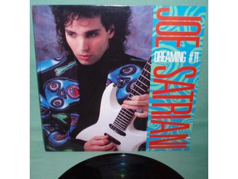 "SATRIANI, JOE -  Dreaming nr11 , 12""EP 1988,"