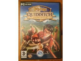 PC cd-rom spel Harry Potter Quidditch world Cup, på engelska - Sävedalen - PC cd-rom spel Harry Potter Quidditch world Cup, på engelska - Sävedalen