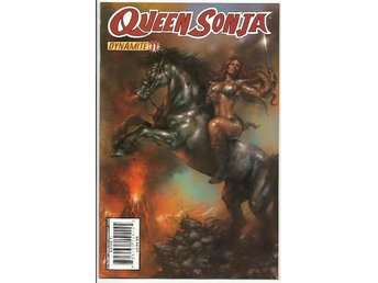 Queen Sonja # 11 Cover A NM Ny Import REA!