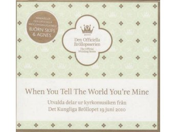 Various – When You Tell The World You're Mine - CD