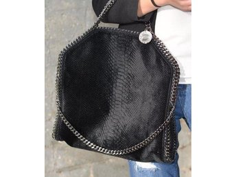 "Falabella ""Velvet Python"" - Limited edition - Stella McCartney"