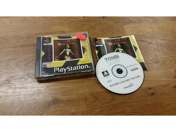 TOMB RAIDER  BEG PS1