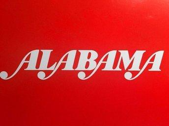 PUCH ALABAMA dekaler 2 st, polyester/plast, vit, 200mm x 37mm. - Sala - PUCH ALABAMA dekaler 2 st, polyester/plast, vit, 200mm x 37mm. - Sala