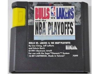 Bulls vs Lakers: NBA Playoffs - Megadrive - Varberg - Bulls vs Lakers: NBA Playoffs - Megadrive - Varberg