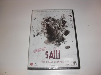 Saw - The Final chapter  - Inplastad