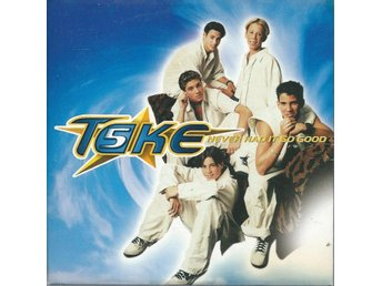 TAKE 5 - NEVER HAD IT SO GOOD   (CD MAXI/SINGLE )