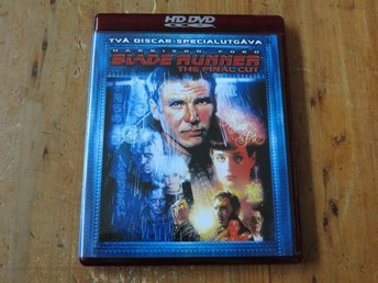 BLADE RUNNER (2-disc Special Edition HD DVD) Harrison Ford