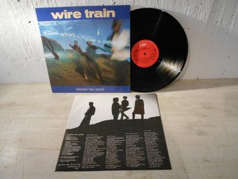 Wire Train - Between Two Words Holl Orig-85 !!!!!!