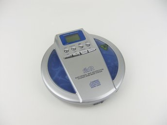 Cd Spelare: CD-152 Cd Walkman Bärbar CD-spelare - åkersberga - Cd Spelare: CD-152 Cd Walkman Bärbar CD-spelare - åkersberga