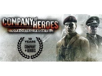 Pc spel: Company of Heroes: Opposing Fronts (Steam) - Heby - Pc spel: Company of Heroes: Opposing Fronts (Steam) - Heby