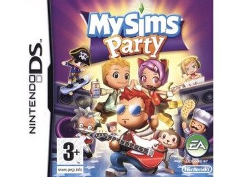 MySims Party (Beg)