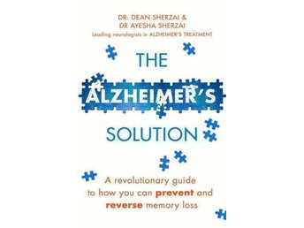 The Alzheimer's Solution (Bok)