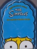 Simpsons: Säsong 7 (Marge Box) (Beg)