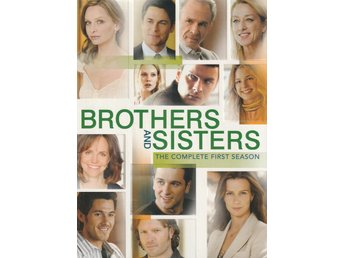 Brothers and Sisters Säsong 1 Box 6-DVD NY