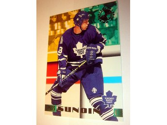 M SUNDIN  TOPPS STADIUM CLUB MEMBERS ONLY 1995   26  NYTT
