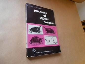 Processes of organic evolution - G. Ledyard Stebbins