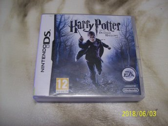 HARRY POTTER AND THE DEATHLY HALLOWS PART 1 (DS)